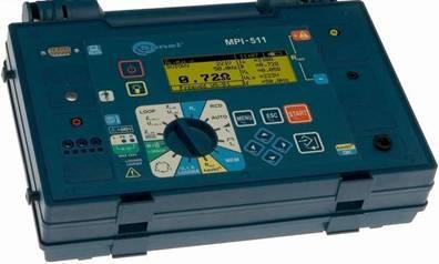 Измеритель параметров электробезопасности